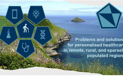 Spletna delavnica: Problemi in rešitve za personalizirano zdravstveno varstvo v oddaljenih, podeželskih in redko poseljenih regijah, 20.04.2021, 10:00 – 12:30