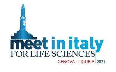 Priložnost za naše člane: Meeting in Italy for Life Sciences 2021