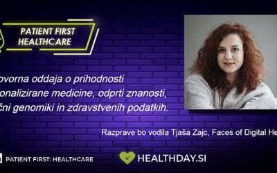 HealthDay: Pogovorna oddaja o personalizirani medicini
